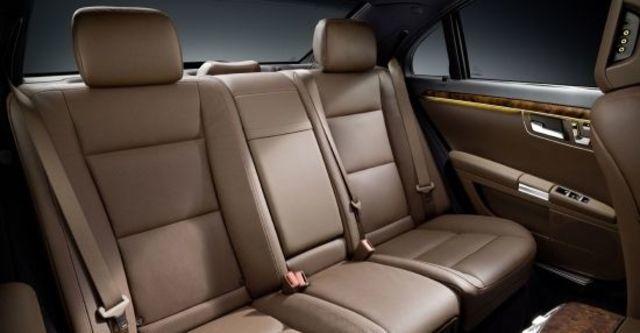 2011 M-Benz S-Class S500 L BlueEFFICIENCY  第7張相片