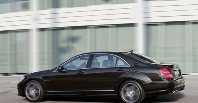 2011 M-Benz S-Class S63L AMG  第3張相片