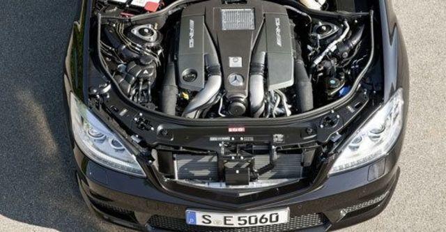 2011 M-Benz S-Class S63L AMG  第5張相片