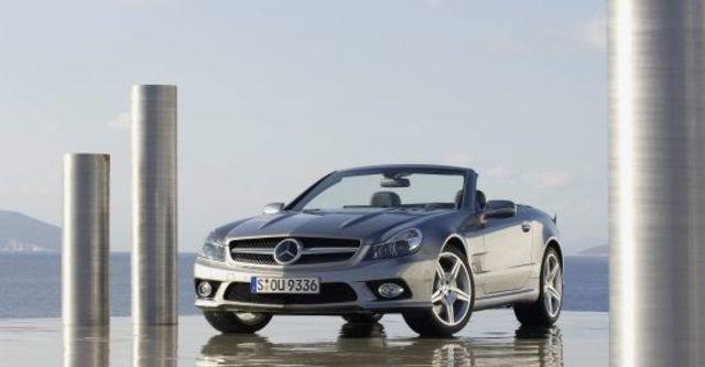 2011 M-Benz SL-Class SL350  第1張相片