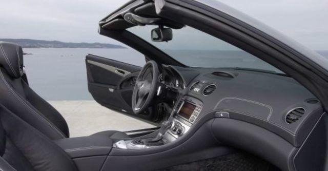 2011 M-Benz SL-Class SL350  第9張相片