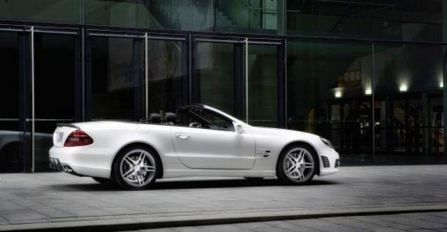 2011 M-Benz SL-Class SL63 AMG  第7張相片