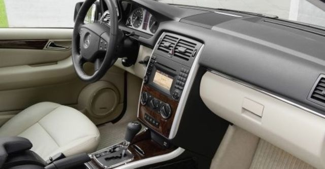 2010 M-Benz B-Class B200 CDI  第5張相片