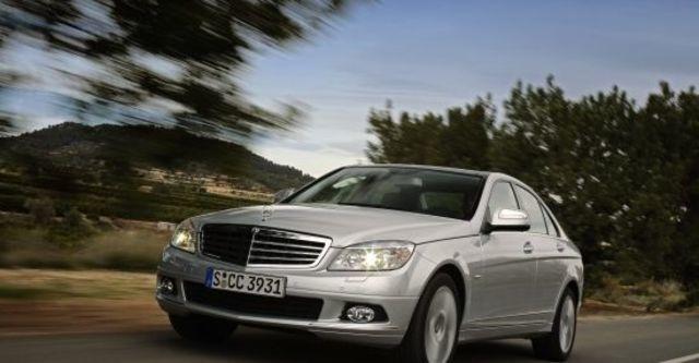2010 M-Benz C-Class Sedan C200 CGI Classic  第1張相片