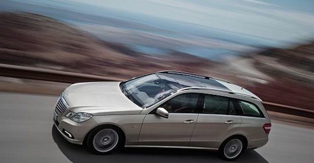 2010 M-Benz E-Class Estate E250 CGI  第4張相片