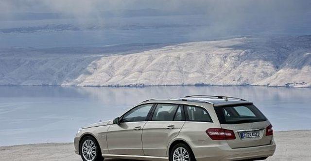 2010 M-Benz E-Class Estate E250 CGI  第7張相片