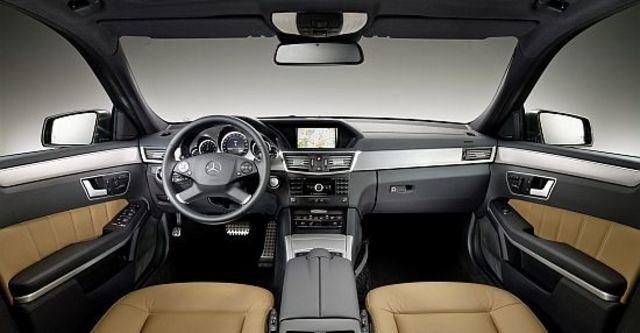 2010 M-Benz E-Class Estate E250 CGI  第9張相片
