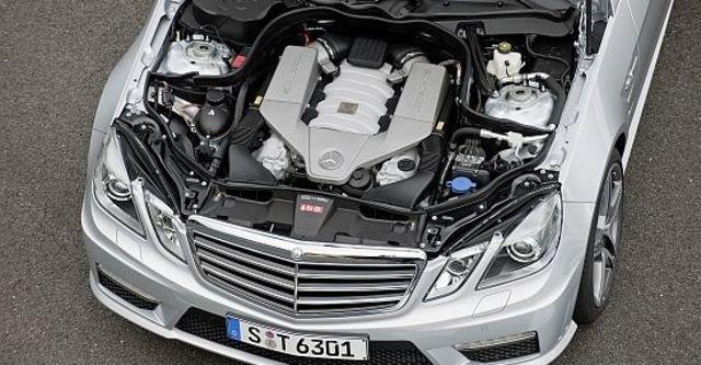 2010 M-Benz E-Class Estate E63 AMG  第11張相片