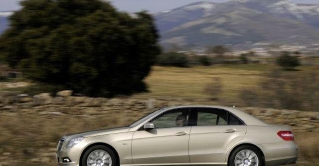 2010 M-Benz E-Class Sedan E200 CGI Elegance  第4張相片
