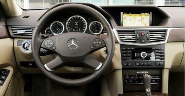 2010 M-Benz E-Class Sedan E200 CGI Elegance  第6張相片