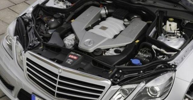 2010 M-Benz E-Class Sedan E63 AMG  第6張相片