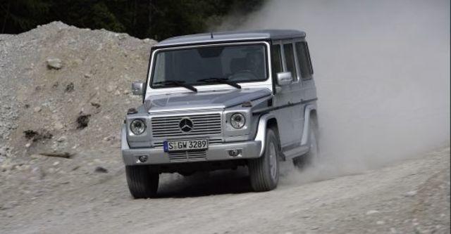 2010 M-Benz G-Class G350 CDI L  第1張相片