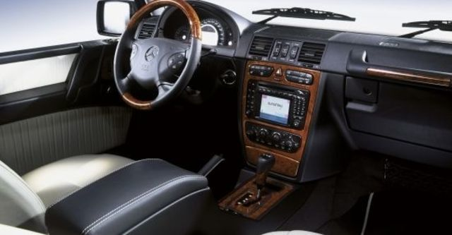 2010 M-Benz G-Class G55 AMG L  第8張相片