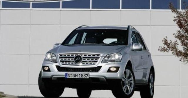 2010 M-Benz M-Class ML350  第1張相片