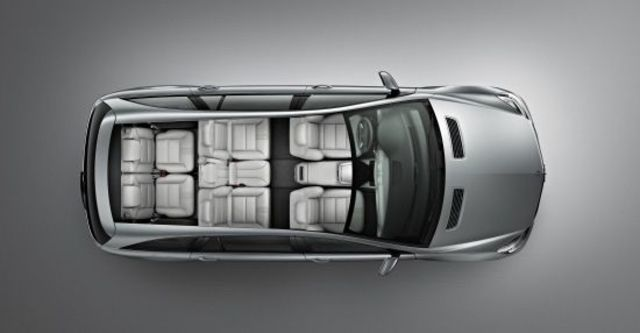2010 M-Benz R-Class R350L  第11張相片