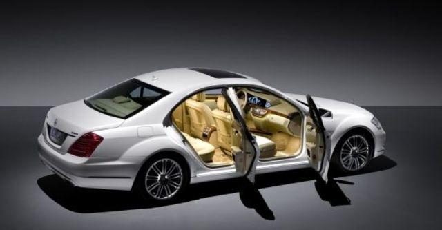 2010 M-Benz S-Class S350L  第5張相片
