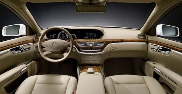 2010 M-Benz S-Class S400 Hybrid L  第6張相片