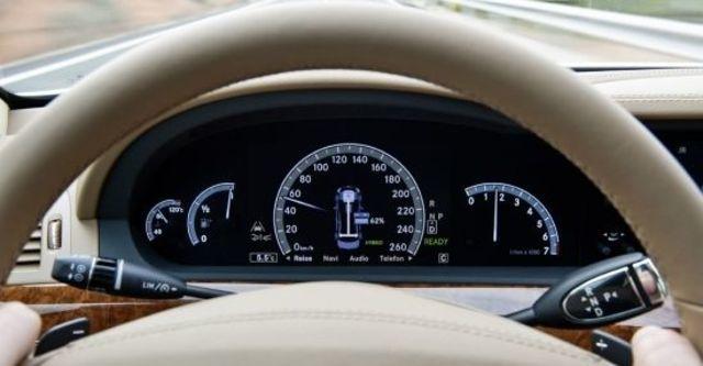 2010 M-Benz S-Class S400 Hybrid L  第7張相片