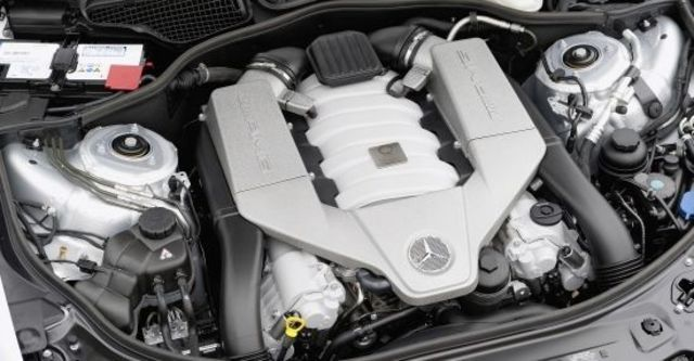 2010 M-Benz S-Class S63L AMG  第7張相片
