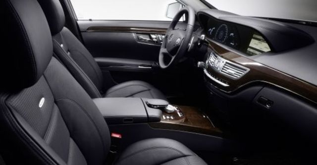2010 M-Benz S-Class S63L AMG  第8張相片