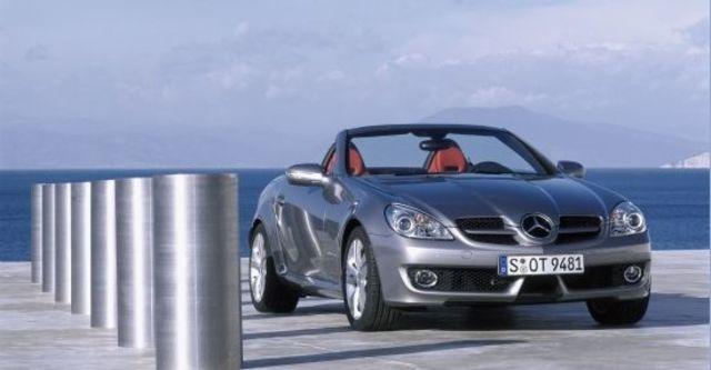 2010 M-Benz SLK-Class SLK200K  第3張相片
