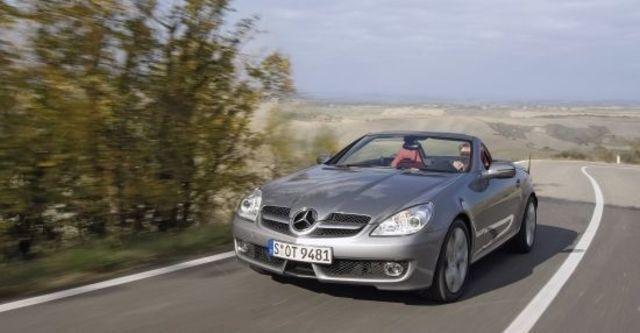 2010 M-Benz SLK-Class SLK200K  第5張相片