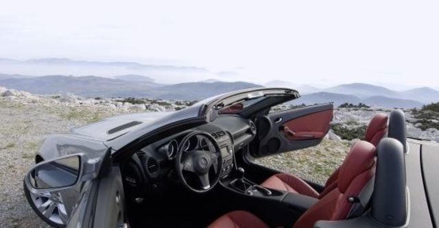 2010 M-Benz SLK-Class SLK200K  第9張相片