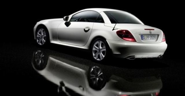 2010 M-Benz SLK-Class SLK300  第3張相片