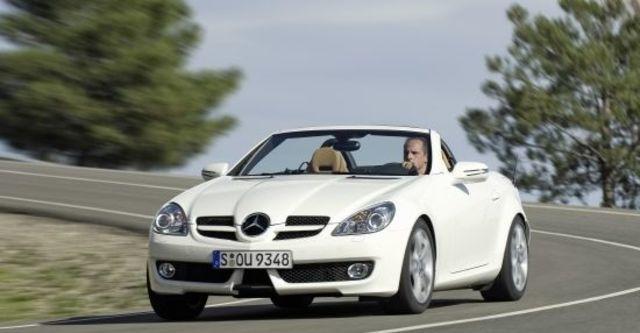 2010 M-Benz SLK-Class SLK300  第4張相片