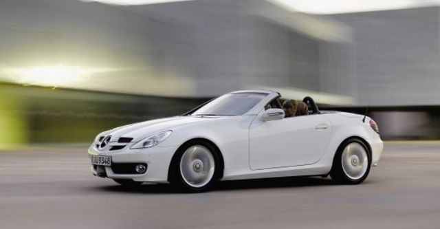 2010 M-Benz SLK-Class SLK300  第6張相片