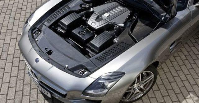 2010 M-Benz SLS AMG 6.3  第4張相片