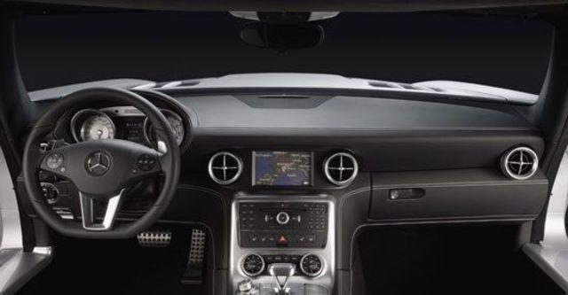 2010 M-Benz SLS AMG 6.3  第6張相片