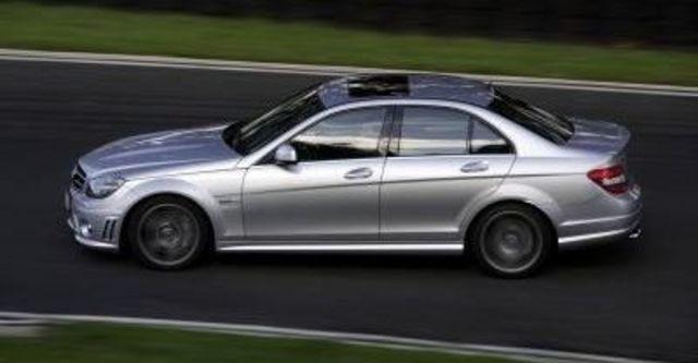 2009 M-Benz AMG C63  第3張相片