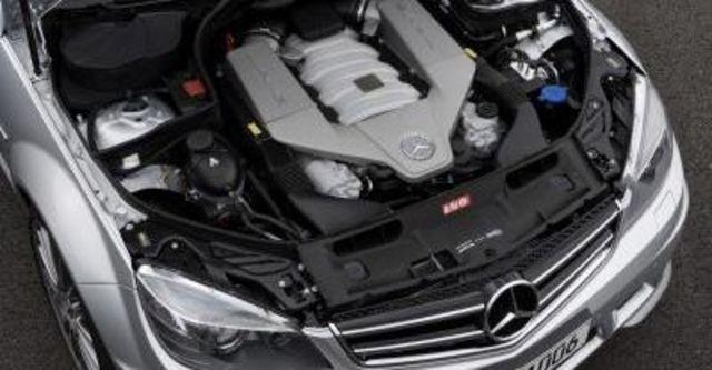 2009 M-Benz AMG C63  第8張相片