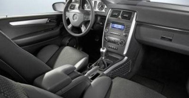 2009 M-Benz B-Class B170 標準版  第7張相片