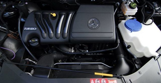 2009 M-Benz B-Class B200 T  第11張相片