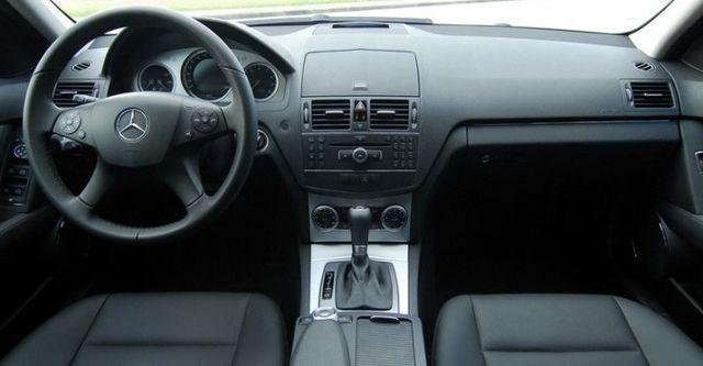 2009 M-Benz C-Class C200K T  第5張相片