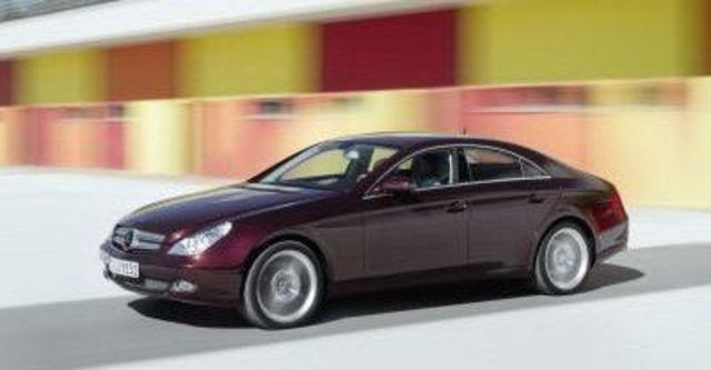 2009 M-Benz CLS CLS500  第1張相片