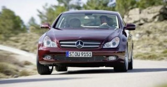 2009 M-Benz CLS CLS500  第3張相片
