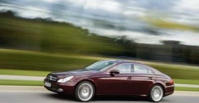 2009 M-Benz CLS CLS500  第6張相片
