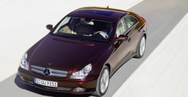 2009 M-Benz CLS CLS500  第7張相片