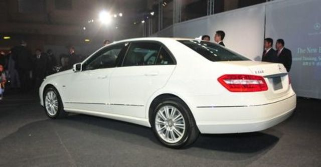 2009 M-Benz E-Class E220 CDI BlueEFFICIENCY  第12張相片