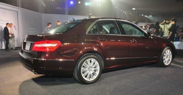2009 M-Benz E-Class E300 Avantgarde  第7張相片