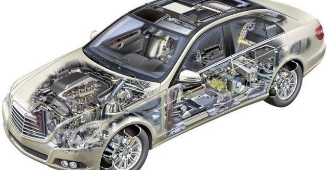 2009 M-Benz E-Class E300 Avantgarde  第8張相片