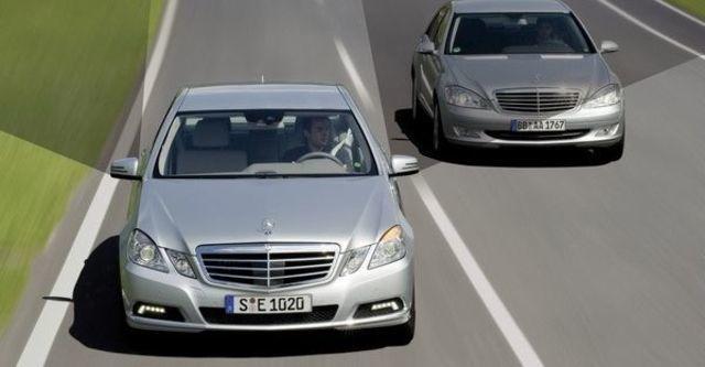 2009 M-Benz E-Class E300 Avantgarde  第9張相片