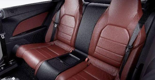 2009 M-Benz E-Class E350 Coupe  第4張相片