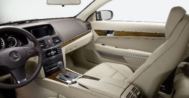 2009 M-Benz E-Class E350 Coupe  第5張相片