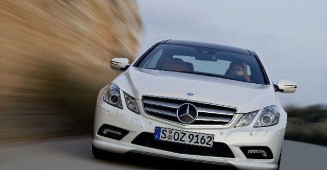 2009 M-Benz E-Class E350 Coupe  第10張相片