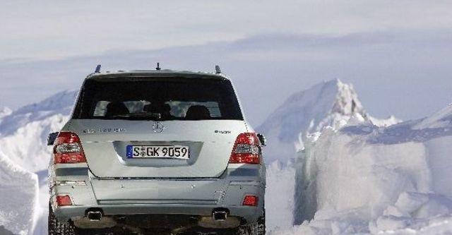 2009 M-Benz GLK-Class GLK220 CDI Blue EFFICIENCY  第6張相片