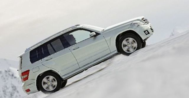 2009 M-Benz GLK-Class GLK220 CDI Blue EFFICIENCY  第7張相片